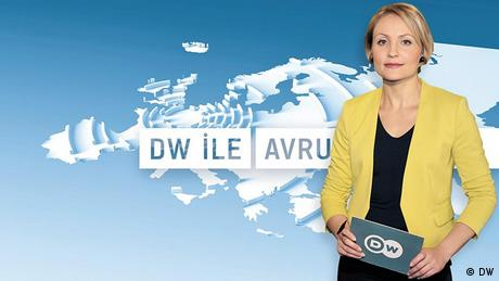 TV-Magazine MSOE Türkisch: Moderatorin Özelem Coskun