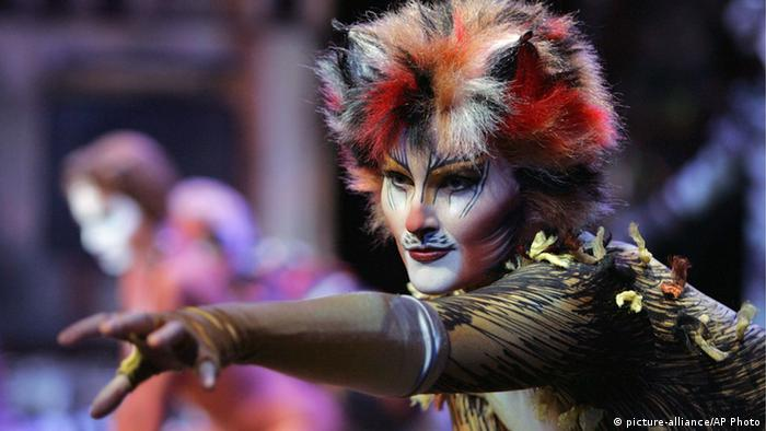 Andrew Lloyd Webber 65. Geburtstag Cats (picture-alliance/AP Photo)