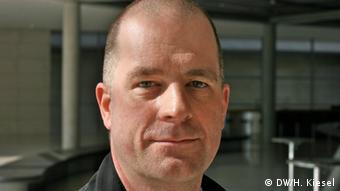 Sicherheitsexperte Christian Mölling