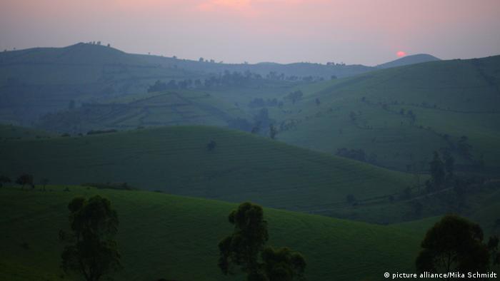 Land Kongo Ost Provinz ländlich Bakavu