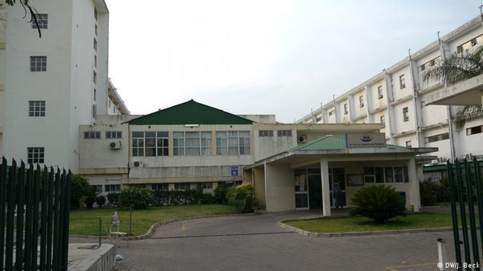 Hospital Central de Maputo - Zentralkrankenhaus Maputo
