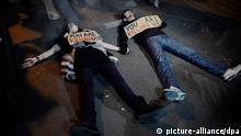 Zypern Bankenkirse Proteste am 19.03.2013
