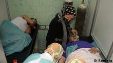 Aleppo Anschlag chemische Waffen