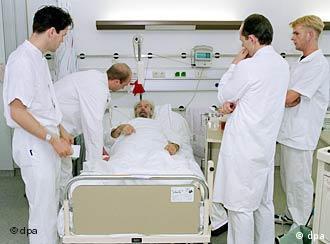 إقبال قوي على دراسة الطب في الجامعات الألمانية
