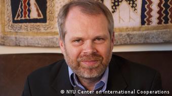 Richard Gowan Copyright: NYU Center on International Cooperations