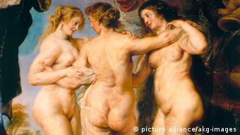 Rubens Die drei Grazien