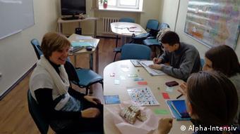 Поглиблений курс німецької для медиків у Спеціалізованому центрі вивчення німецької мови Alpha-Intensiv