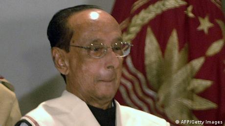 Bangladesch Präsident Zillur Rahman stirbt in Singapur