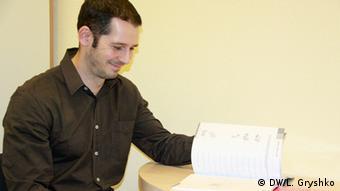 Емін Караханов присвячує навчанню до десяти годин на тиждень