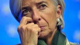 Tα περισσότερα προβλήματα τα δημιουργεί τώρα η Κριστίν Λαγκάρντ και το ΔΝΤ