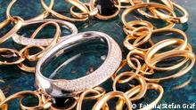 Schmuck Gold Ring Ringe Diamanten