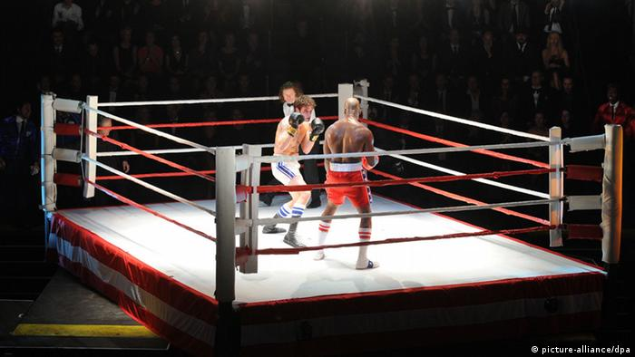 Musical Rocky Hamburg Drew Sarich Terence Archie (Foto: dpa )