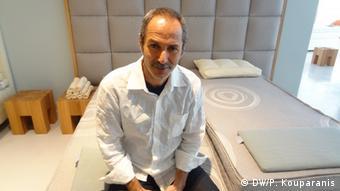 Pavlos Efmorfidis, Eigentümer von coco-mat