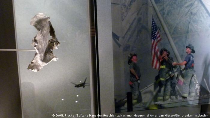 The American Way Die USA in Deutschland Ausstellung Haus der Geschichte Bonn World Trade Center