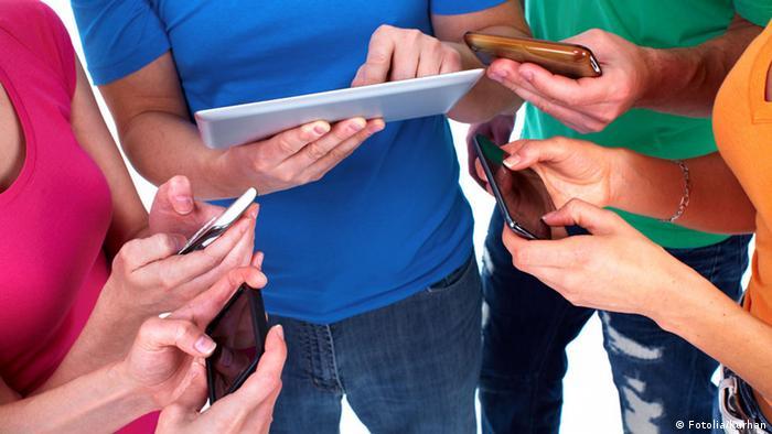 Смартфон, телевизор, автомобиль, - какое изобретение важнее всего для немецких подростков?