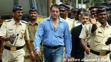 Indien Sanjay Dutt Schauspieler Archivbild 2006