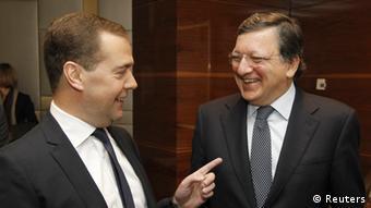 Έντονη κριτική στην ΕΕ άσκησε ο Ντιμίτρι Μεντβέντεφ
