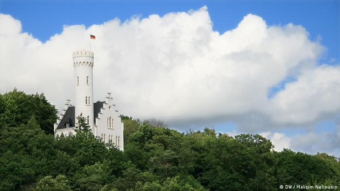 Замок Малый Лихтенштейн в Литцове (Schloss Litzow - Klein Lichtenstein)