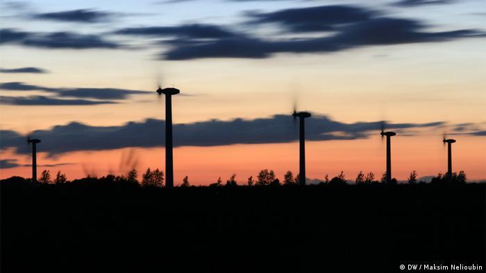 Рюген (Мекленбург - Передня Померанія) Альтернативна енергетика Німеччини