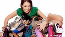 Bildergalerie Sinn Schuhe Frau mit Schuhen