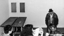 Joseph Beuys im Lenbachhaus 1977