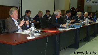 Afrika Treffen der EU und der SADC in Mosambik