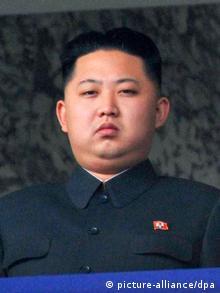 File photo taken on Oct. 10, 2010 shows Kim Jong Un (Photo: Kyodo)
