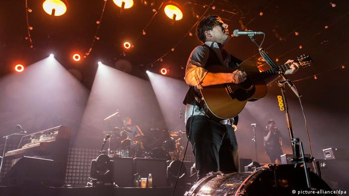 Mumford and Sons (Foto: picture-alliance/dpa)