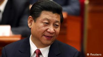 Chinas Präsident Xi Jinping (Foto: REUTERS/China Daily)