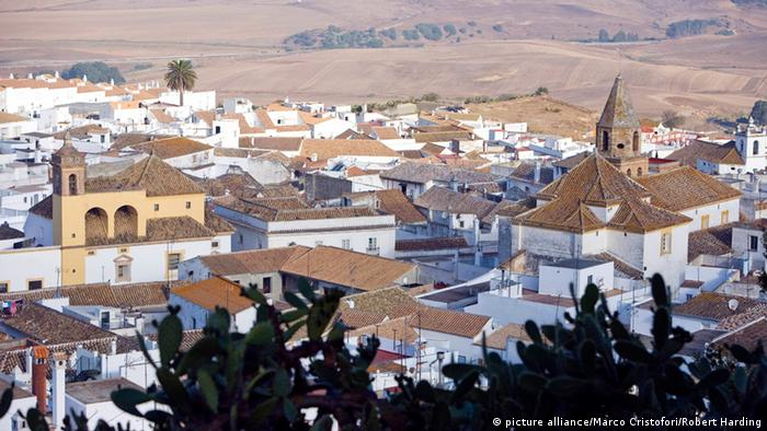 Medina Sidonia in Spanien (Andalusien) (picture alliance/Marco Cristofori/Robert Harding)