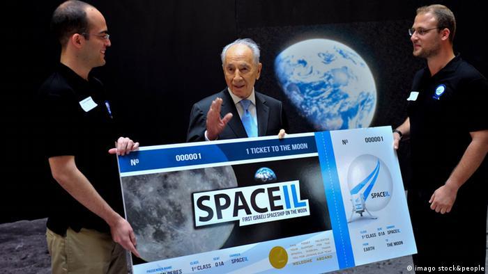 Wettbewerb Lunar X Google