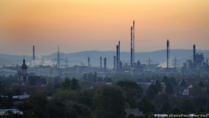 BASF Chemiekonzern neu
