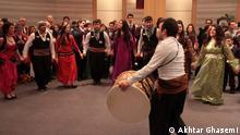 Nouruz ist der Name des altiranischen Neujahrs- und Frühlingsfestes, das am 20. oder am 21. März vor allem im iranischen Kulturraum gefeiert wird. Zulieferung: DW/persische Redaktion Hossein Kermani