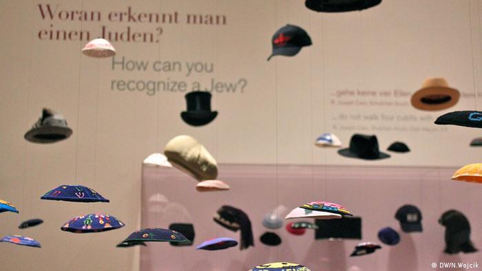 Ausstellung, Die ganze Wahrheit, Jüdisches Museum Berlin, Foto: DW/Nadine Wojcik.