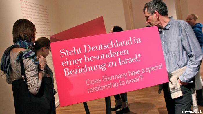 Ausstellung, Die ganze Wahrheit, Jüdisches Museum Berlin, Foto: DW/Nadine Wojcik