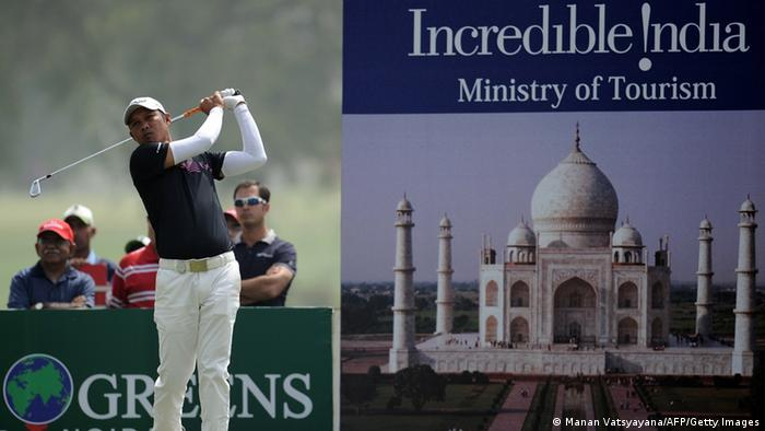 Jeev Milkha Singh (Photo: atsyayana/AFP/Getty Images)