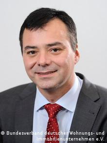 ***Achtung: Nur zur mit GdW abgesprochenen Berichterstattung verwenden!*** Dr. Özgür Öner Leiter des Brüsseler Büros GdW Bundesverband deutscher Wohnungs- und Immobilienunternehmen e.V.