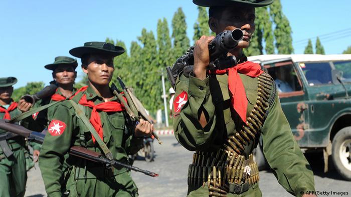 Myanmar military top brass involved in Rohingya atrocities ...