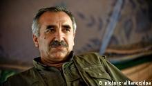 PKK Oberbefehlshaber Murat Karayilan ARCHIVBILD