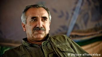 مراد قاراییلان از ریاست شورای رهبری پکک کنار گذاشته شد