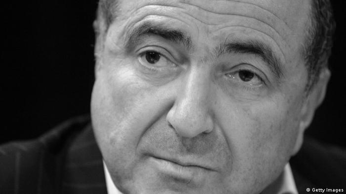 Boris Berezovsky (Photo by Matt Cardy/Getty Images)