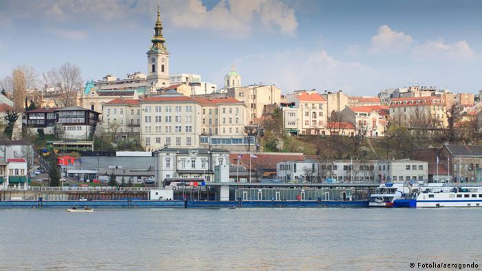 Belgrad Serbien Stadtansicht (Fotolia/aerogondo)