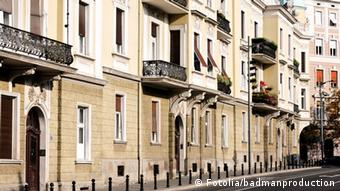 Belgrad Serbien Stadtansicht Straße