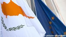 Zypriotischer Präsdient Anastasiades in Brüssel Symbolbild