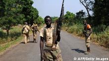 Zentralafrikanische Republik Seleka Rebellen