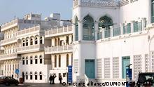 Muscat Hauptstadt von Oman