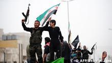 Syrien Konflikt Bürgerkrieg Protest Demonstration