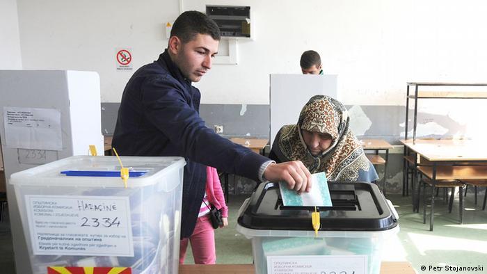 Izbori u Makedoniji