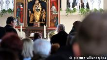 Kreuzkirche Klieken Cranach-Altar