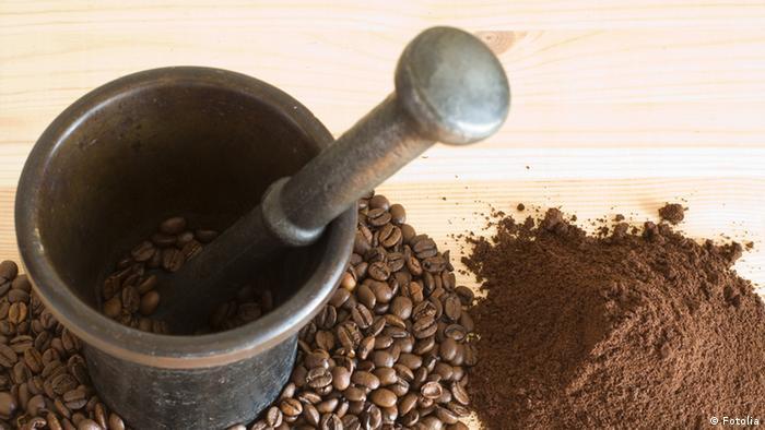 Kafee/ Mörser